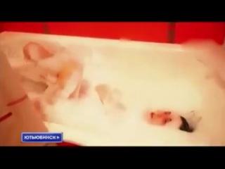 Муж застукал жену в ванной и скрыто снял на видео. Измена, не порно!