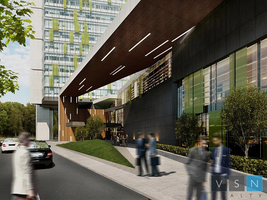 Согласован финальный проект Китайского делового центра в Москве