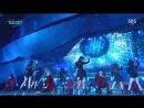 161226 GFRIEND Twice GOT7 Seventeen Who's Your Mama @ SBS Gayo Daejun D ANCE STAGE Produced by JYP
