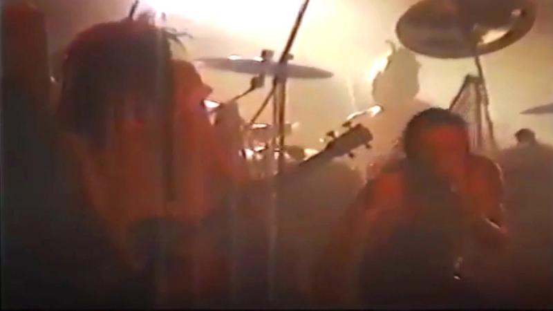 Marilyn Manson — Smells Like Children (Live in Dallas|15.09.1995)
