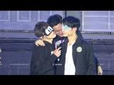 FANCAM 170212 Seventeen (Mingyu) @ 1st Fanmeeting 'Seventeen In Carat Land' D-3