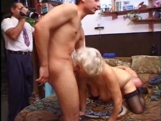Alte Mund Fotzen 4  Старые Ротовые Влагалища 4 (Magic-Horn-Video) 2010 г., Mature, Older, Grannies