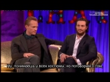 Paul Bettany and Aaron Taylor-Johnson interview 2015 Rus Sub