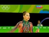 Рио 2016 Художественная гимнастика Финал Екатерина Галкина Беларусь Обруч