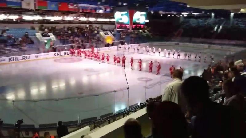 открытие сезона КХЛ 2016-2017