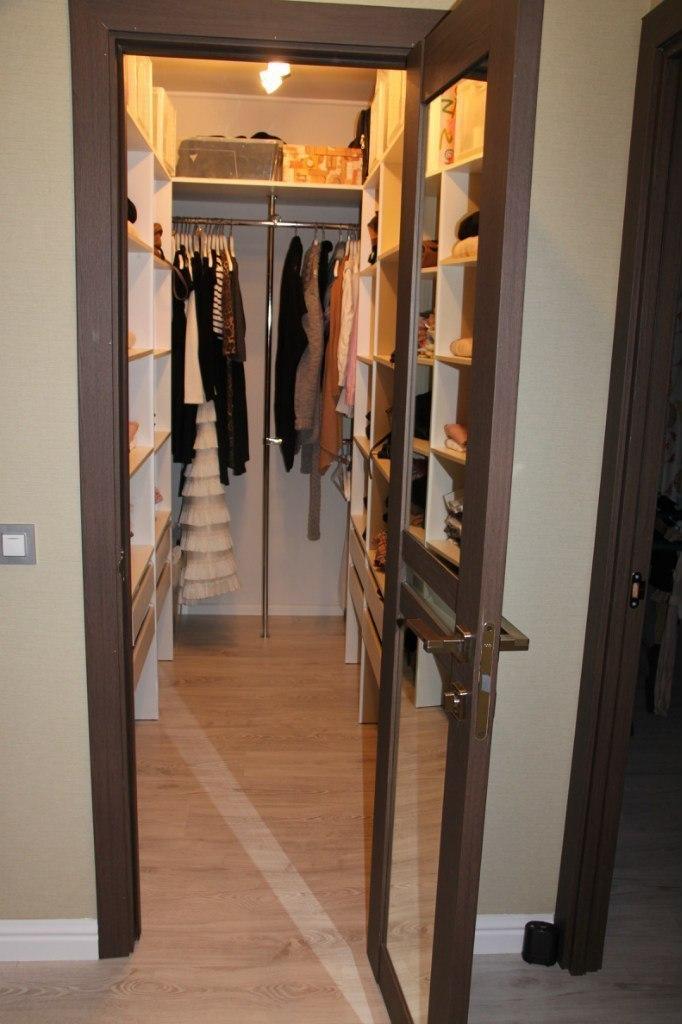 Дизайн гардеробной комнаты. приемы и оформление..