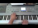 *TUTORIAL* Naruto Shippuden - Kokuten (Sunspot) - Piano