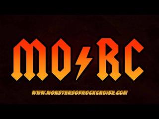 Ratt -Wanted Man Monsters of Rock Cruise 2016 Westcoast