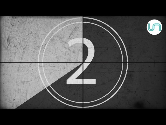 Movie Countdown - After Effects Tutorial (NL) (ENG CC)