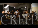 Creep - Radiohead (Cello Piano String Quartet Cover) - Brooklyn Duo feat. Escher Quartet (2016)