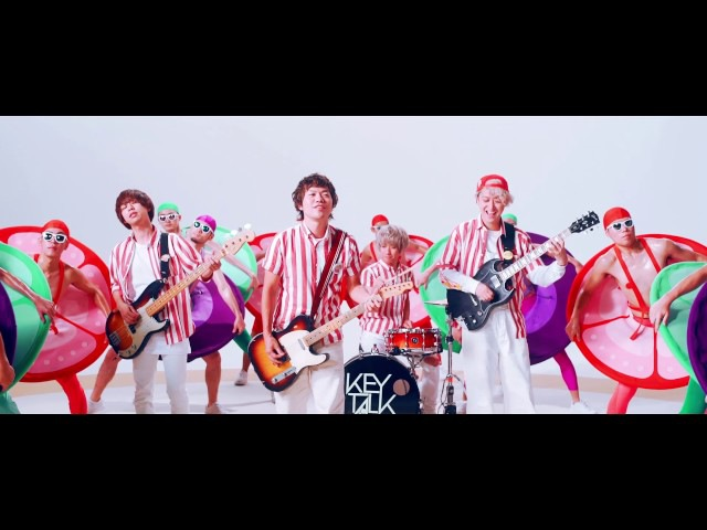 KEYTALK - 11月23日9thシングル「Love me」MUSIC VIDEO