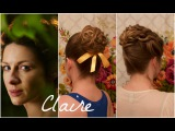 Outlander: Claire Inspired Hairstyles