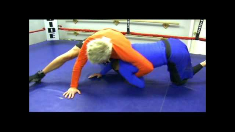Arm Triangle Counter One Armed Kimura