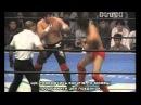 UWFi BUSHIDO Тамура-Накано Бушидо Resling Bushido