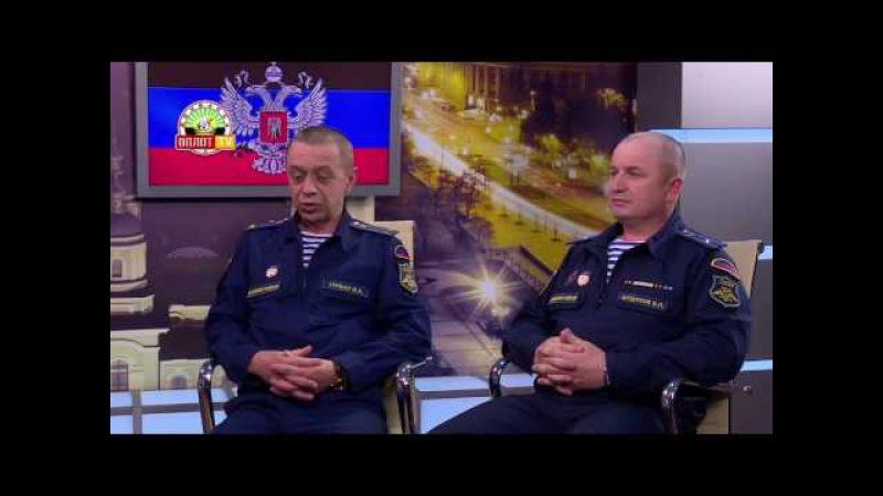 Программа Без галстуков Игорь Турбин и Виктор Шушунов