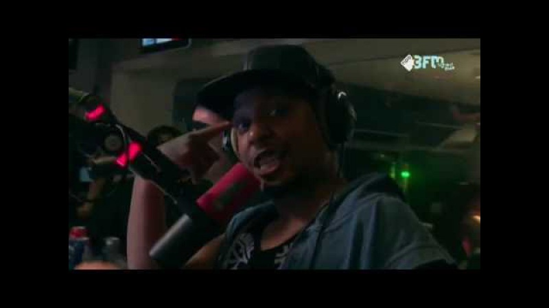 Dope D.O.D. - 'The Day Is My Enemy (Liam H Remix feat Dope D.O.D.)' | Barend en Wijnand | 3FM