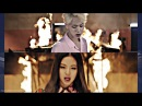 BTS BLACKPINK - Playing With FIRE '불장난X불타오르네' MASHUP