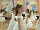 Танец с лентами и тканью