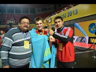 Гол Пенгрина Казахстан - Узбекистан / Goal by Pengrin in the futsal match Kazakhstan-Uzbekistan