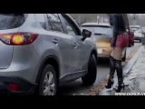 julie 26 years old prostitute with condom at the streets  part 1