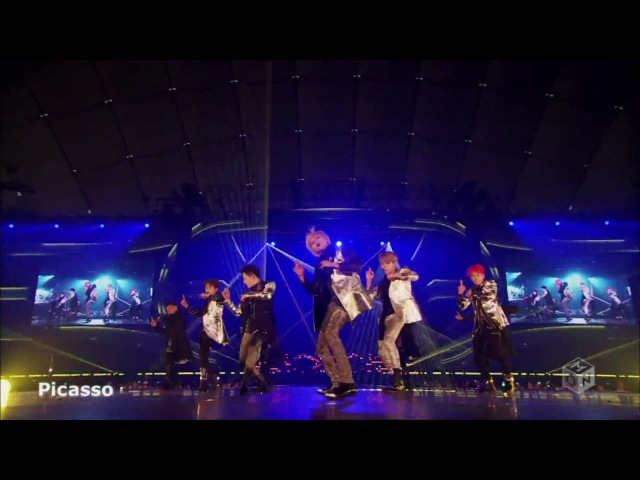 SHINee - Picasso @TokyoDome 1080p 60fps