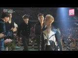 161119 Tencent • QQ Music Asia Star Award: iKON (아이콘) @ 2016 멜론 뮤직 어워드 MelOn Music Awards