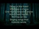 Twenty One Pilots Forest Lyrics