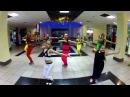 Детский состав Джаз фанк Pitbull feat Aguilera Feel This Moment Dance Center Cherkassy