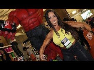 Bodybuilding motivation 2017! Muscle women! Female Bodybuilding! FBB! Muscle girl!Strong women!