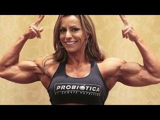 Muscle women! Female Bodybuilding! Bodybuilding motivation2017 FBB!Muscle girl!Strong women!