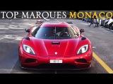 TOP MARQUES MONACO 2016 - Best Supercar Sounds!