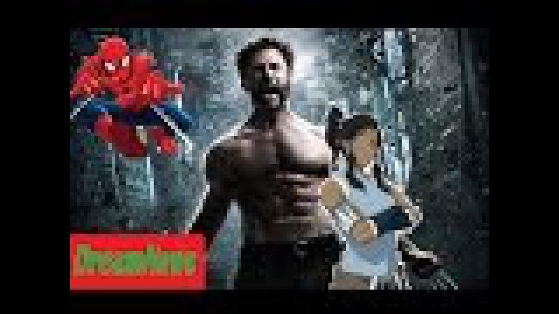 (DreamNews) Новый Мультсериал о Человеке Пауке, Название фильма о Росомахе, Новый комикс об Аватаре