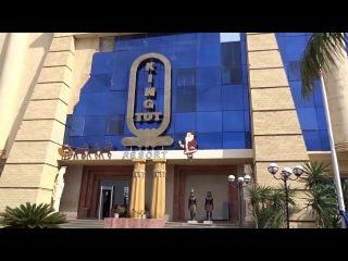 Отель King Tut Aqua Park 4* и Sphinx Aqua Park 5*, Хургада. Египет. Часть 1