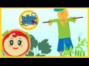 Cartoni animati per bambini Impariamo cos'è la verdura primaverile 🍅 Giochi per bambini
