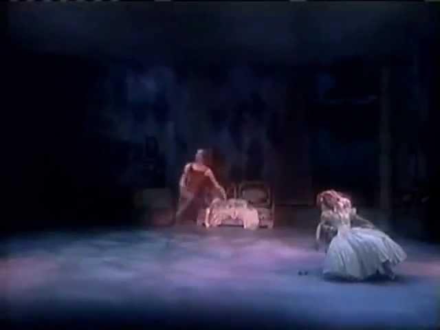 El Espectro de la Rosa - Rudolph Nureyev - Denise Jackson.avi