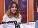 """Виолетта и Федерико поют """"Algo se enciende"""" (2 сезон 77 серия)"""