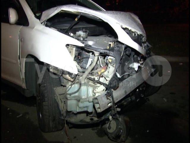 Две автолюбительницы попали в серьезное ДТП в центре Хабаровска/MestoproTV