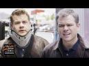 'Jason Bourne' Stunt Double w Matt Damon