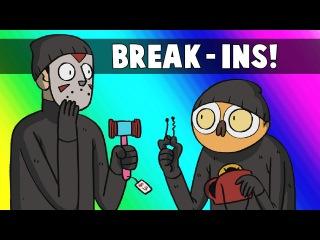 Vanoss Gaming Animated - Epic Break-ins!