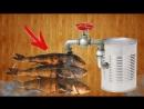 Как сделать Дымогенератор / Коптильня своими руками/How to make a DIY cold smoke generator