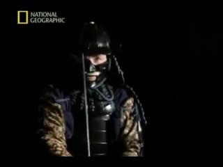 National Geographic Самурайский меч
