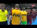 FIFA Futsal World Cup Colombia 2016. Semi-final. Iran vs Russia