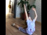 Гимнастка моя