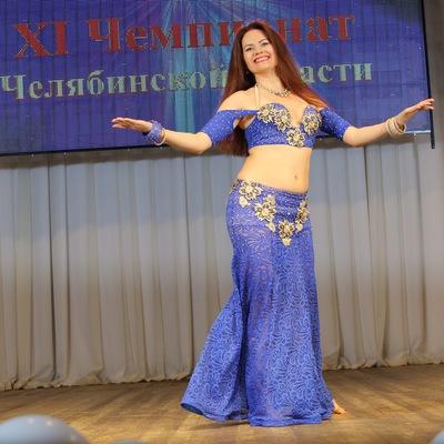 Оля Пономарева