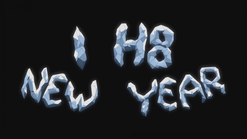 I h8 new year