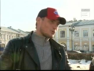 Сьёмки документального фильма о Иване Ткаченко