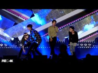 [직캠] 28.10.16 인천대교 희망 콘서트 - B.A.P ( Thats My Jam )