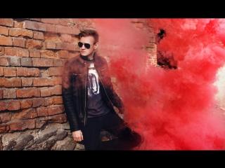 Фотосессия с Цветным дымом Супер Евгеха (Евгений Камушкин)