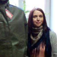Анкета Екатерина Лебедева