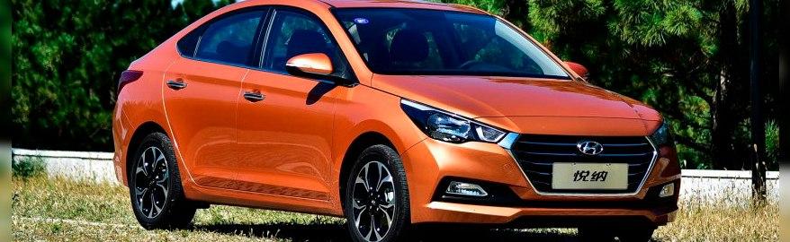 Стали известны характеристики Hyundai Solaris II